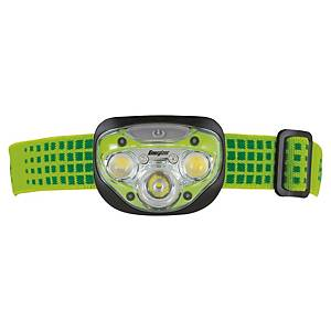 Lampe frontale Energizer Vision HD+ avec 5 LED