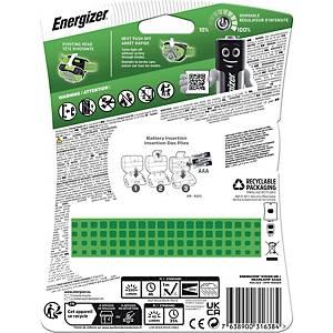Hodelykt Energizer Vision HD+, 3 AAA-batterier