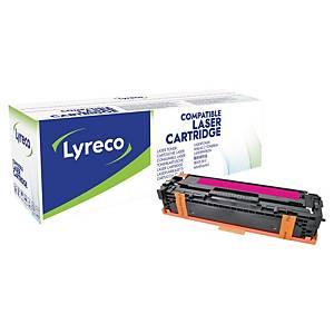 LYRECO kompat. laserový toner HP 125A (CB543A)/ CANON CRG-716 (1978B002) magenta
