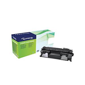 Lyreco HP CE505A Compatible Laser Cartridge - Black