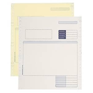 Sage Compatible Continuous Invoice 2 Part - Box of 1000