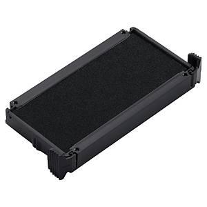 Coussin encreur Trodat 6/4912, 47 x 18 mm, noir, pour 4912, le paquet de 2