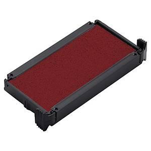 Trodat 6/4912 inktkussen, 47 x 18 mm, rood, voor 4912, pak van 2