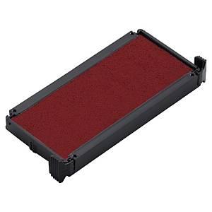 Wkłady tuszujące do pieczątek TORDAT w kolorze czerwonym, w opakowaniu 2 sztuki