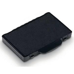 Tampons encreurs de rechange Trodat 6/56, noir, Emb. de 2 pces.