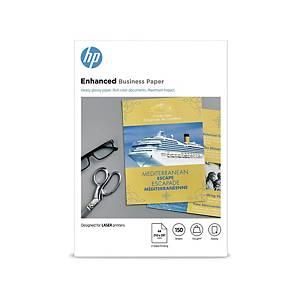 Fotopapier HP CG965A beidseitig beschichtet A4 hochglanz 150g/m2 150 Blatt