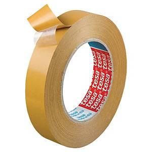 Tesa® dubbelzijdige non-woven tape, B 25 mm x  L 50 m