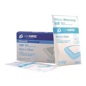 Cancare Woung Dressing 9 x 15cm - Pack of 3
