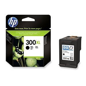 Tintenpatrone HP CC641EE - 300XL, Reichweite: 600 Seiten, schwarz