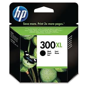 HP 300XL High Yield Black Original Ink Cartridge (CC641EE)