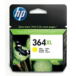 Cartucho de tinta HP 364XL - CB325EE - amarillo