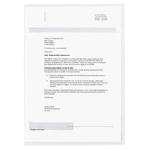 Chemise coin Oxford haute résistance A4 - PVC 15/100e - transparente - par 10