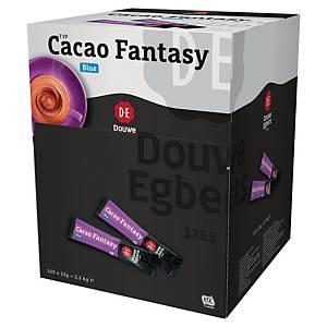 Lait chocolaté Douwe Egberts Cacao Fantasy, 22 g, le paquet de 100 sticks
