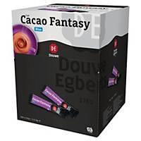 Sjokoladedrikk Douwe Egberts Fantasy, poser, pakke à 100 stk.