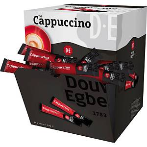 Douwe Egberts cappuccino sticks - Dispenserbox of 100