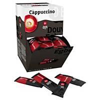 Cappuccino Douwe Egberts - boîte distributrice de 80 sticks