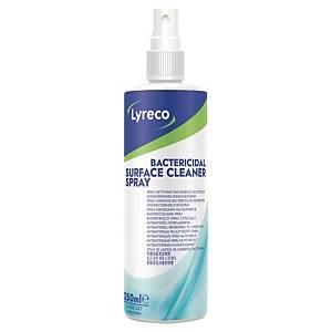 Desinfeksjonsrensespray Lyreco, 250 ml