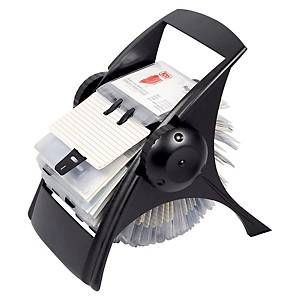 ICO 7570 ROTARY B/CARD FILE 200SHT BLK