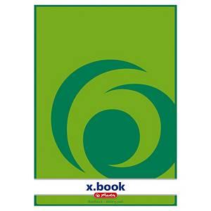 Blok Herlitz, A4, poznámkový, čistý, 100 stran