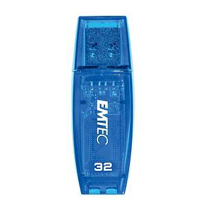 Memoria USB Emtec Color Mix C410 32 GB 2.0 blu