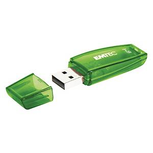 Memoria USB Emtec Color Mix C410 64 GB 2.0 nero