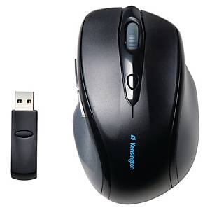 Kensington ProFit computer mouse optical black - wireless