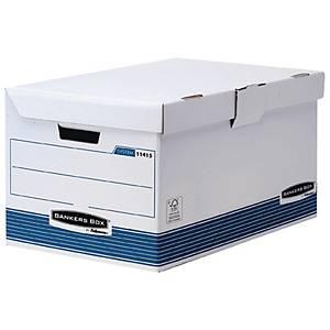 Fellowes Maxi arkistolaatikko, 1 kpl=10 laatikkoa