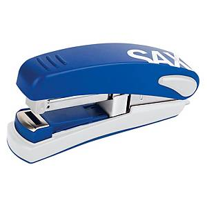 SAX 539 STAPLER FLATCLINCH 30SHT BLUE
