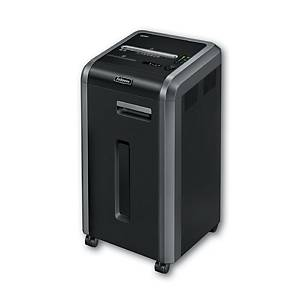 FELLOWES POWERSHRED CROSS CUT SHREDDER C-225CI