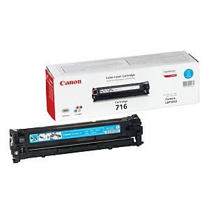 Canon Toner 716C - Cyan
