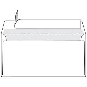 Enveloppe Lyreco Premium 114 x 162 - 90 g - siliconée - par 500