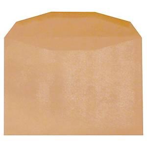 Enveloppe administrative - 162 x 229 - 90 g - gommée - bulle - par 500