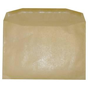 Enveloppe administrative - 229 x 324 - 90 g - gommée - qualité kraft - par 250