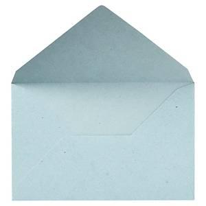 Enveloppe élection 90 x 140 - 64 g - bleue - par 1000