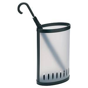 Portaombrelli ellittico Alba in PVC e polipropilene 30 L trasparente