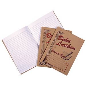 Famosa Exercise Book 160 X 210mm 100 Pages - Pack of 10