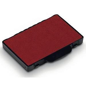 Tampons encreurs de rechange Trodat 6/56, rouge, Emb. de 2 pces.