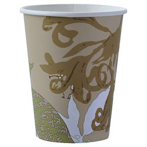 Duni biodegradable cups 24 cl - pack of 50