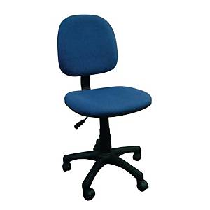Sakura CG-888 Mid-Back Chair Blue