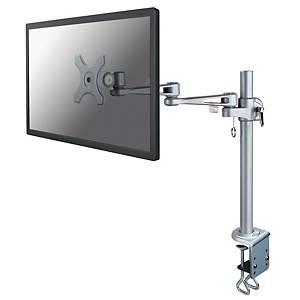 Newstar FPMA-D935 monitor arm for flatscreen silvergray