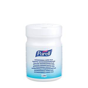 Purell Sanitising Wipes - Tub of 270