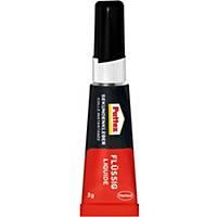 Sekundenkleber Pattex Classic flüssig, 3 g, permanent