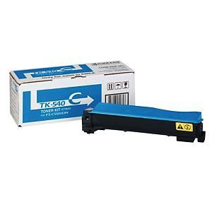 Kyocera TK-540C cartouche laser bleue [4.000 pages]