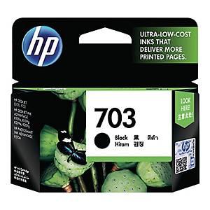 HP703 CD887A I/JET CART BLK
