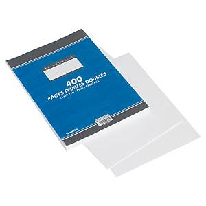 P100 S CONQUERANT DBLE LOOSE LEAF A4 5X5
