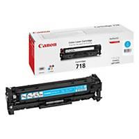 Canon 718C Toner - Cyan