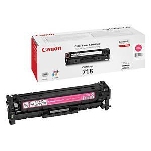 Canon 718M Toner - Magenta