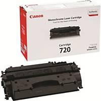 Canon laserový toner CRG-720 (2617B002), černý