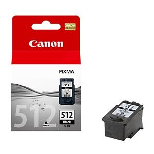 Canon PG-512 mustesuihkupatruuna musta
