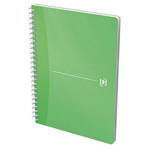 OXFORD OFFICE MY COLOURS POLY COVER NOTEBOOK A5